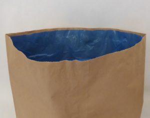 papírové pytle s PE vložkou
